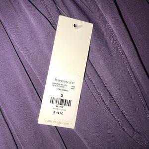 Francesca's Purple dress size small